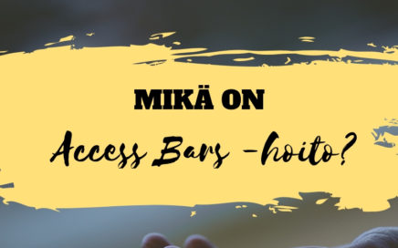 Access Bars -hoito